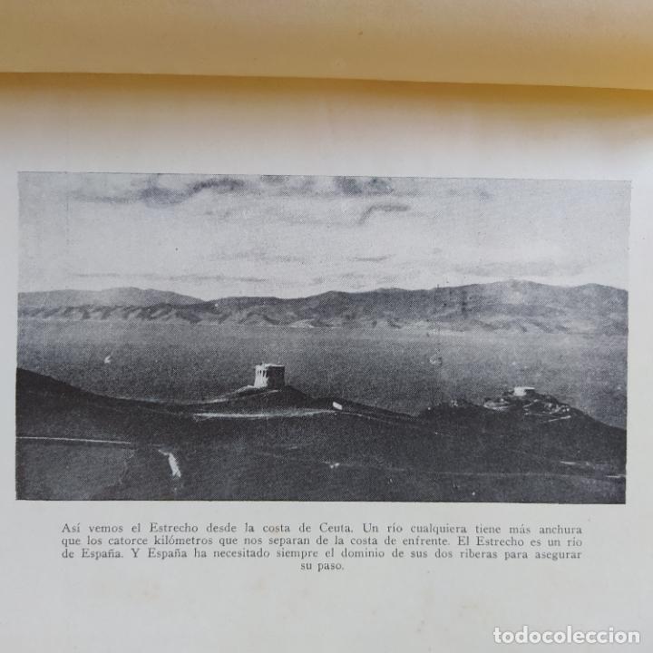 Libros de segunda mano: El momento de España en Marruecos, Enrique Arques, 1942. Vicesecretaria de Educación Popular - Foto 8 - 275912793