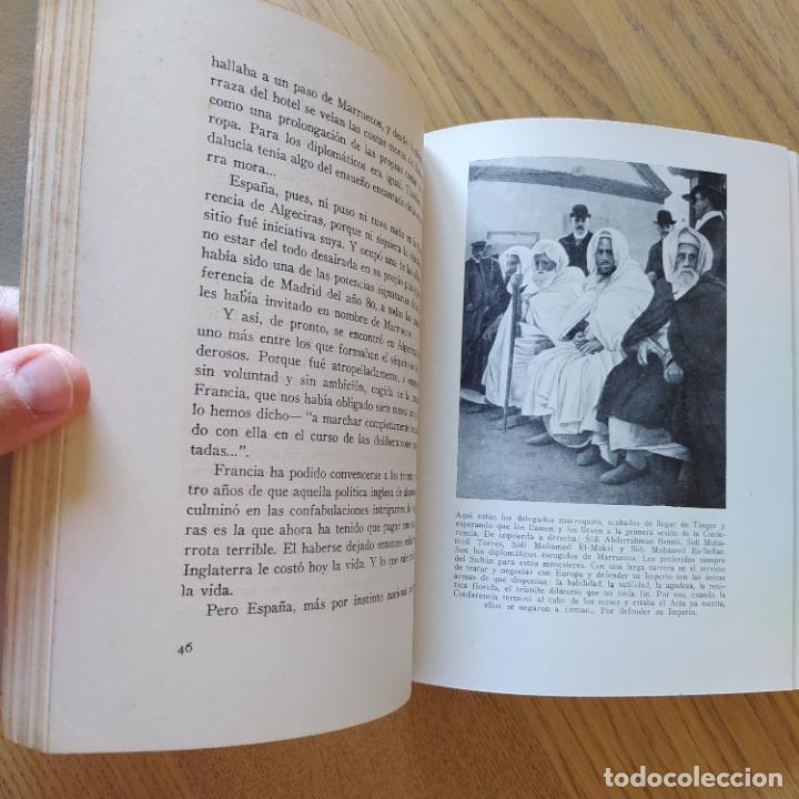 Libros de segunda mano: El momento de España en Marruecos, Enrique Arques, 1942. Vicesecretaria de Educación Popular - Foto 10 - 275912793