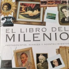 Libros de segunda mano: EL LIBRO DEL MILENIO. ESPASA. Lote 276116678