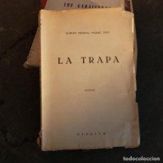 Libros de segunda mano: LA TRAPA, ROBERT SERROU, STUDIUM, 1961. Lote 276963413