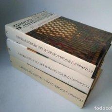 Libros de segunda mano: HISTORIA GENERAL DEL PROTESTANTISMO II-III-IV. Lote 277844703