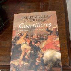 Libros de segunda mano: LIBRO GUERRILLEROS. Lote 284230683