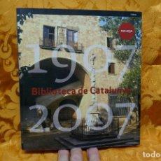 Libros de segunda mano: BIBLIOTECA DE CATALUNYA CENT ANYS 1907-2007 / R. FONTANALS; M. LOSANTOS. BCN : BIBLIOTECA, NUEVO. Lote 284385643
