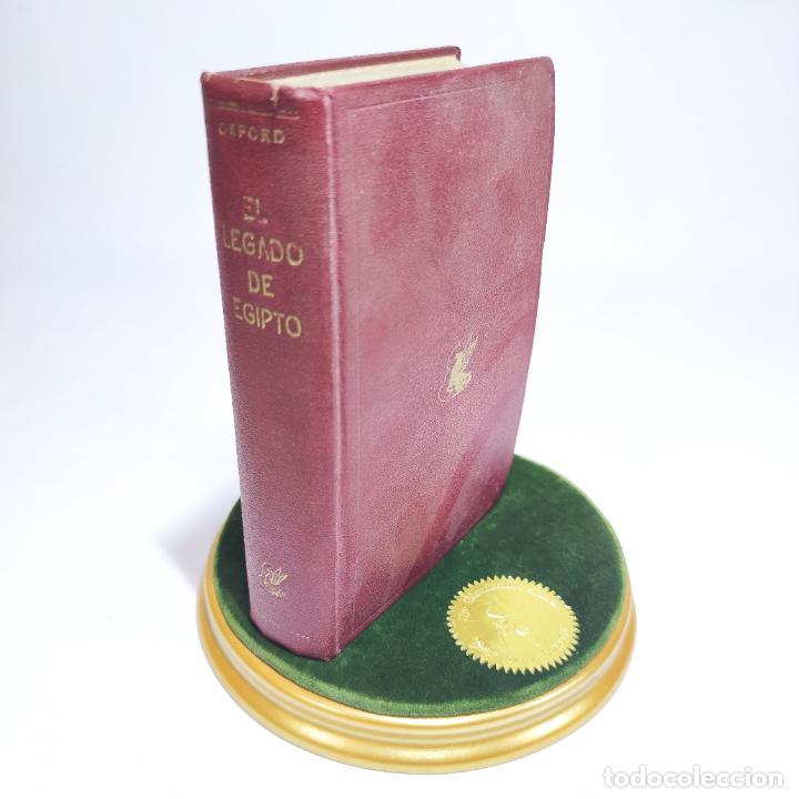 EL LEGADO DE EGIPTO. UNIVERSIDAD DE OXFORD. EDICIONES PEGASO. MADRID. 1944. (Libros de Segunda Mano - Historia Moderna)