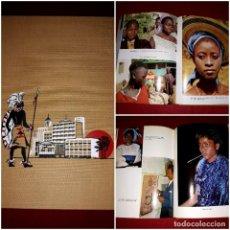 Libros de segunda mano: AFRICA ABANDONA LA SELVA GISELA BONN PLAZA & JANES 1ª EDICIÓN 1968. Lote 287902623