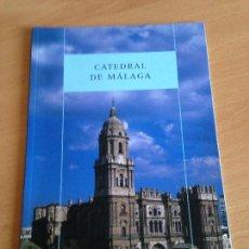 Livres d'occasion: LA CATEDRAL DE MALAGA. ALDEASA. Lote 288068503
