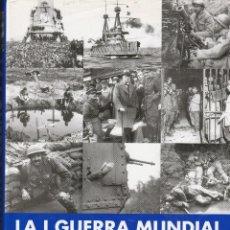 Libros de segunda mano: LA I PRIMERA GUERRA MUNDIAL EN IMÁGENES. J H J ANDRIESSEN.. Lote 288154183