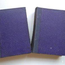 Libros de segunda mano: HISTORIA DE LOS MUSULMANES DE ESPAÑA (2 LIBROS) - TRADUCCIÓN POR MACARENA FUENTES - 1920. Lote 288637903
