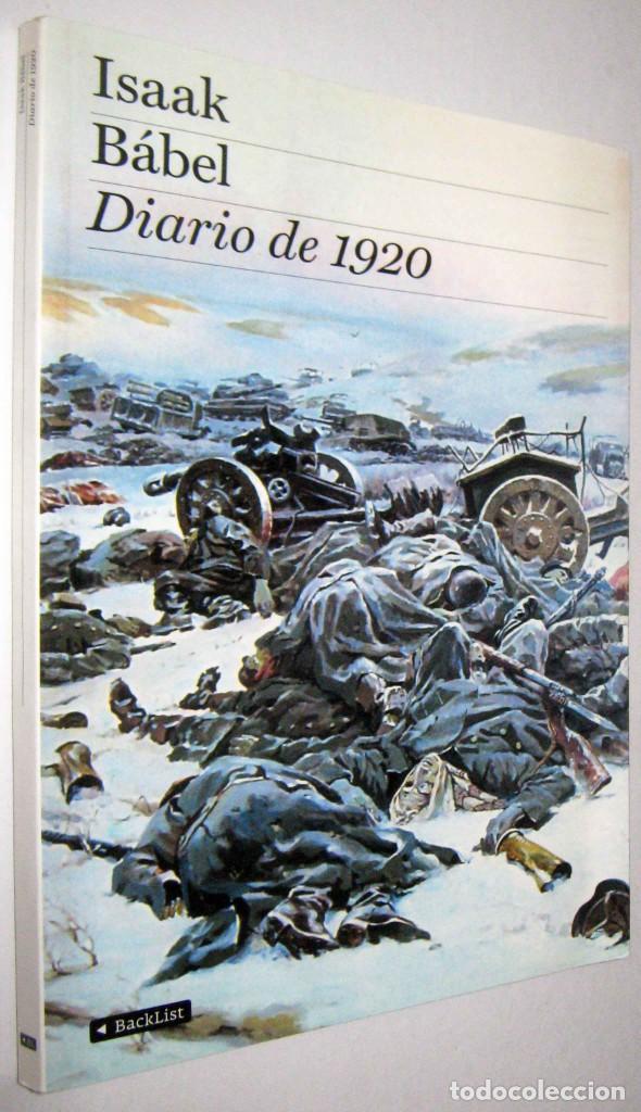 DIARIO DE 1920 - ISAAK BABEL (Libros de Segunda Mano - Historia Moderna)