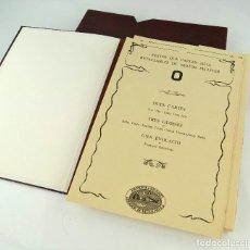 Libros de segunda mano: PAPERS I GRAVATS, RETALLABLES DE PAPER PER RECONSTRUIR EL PAISATGE D'EIVISSA, NESTOR PELLICER.. Lote 296594168