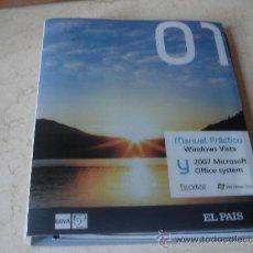 Libros de segunda mano: MANUAL PRACTICO WINDOWS VISTA Y 2007 MICROSOFT OFFICE SYSTEM - EL PAIS - 3 VOLUMENES. Lote 13994442