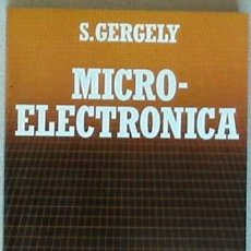 Libros de segunda mano: MICROELECTRÓNICA - BIBLIOTECA CIENTIFICA SALVAT - 1985. Lote 172806988