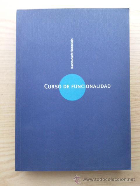 CURSO DE FUNCIONALIDAD - NAVISION FINANCIALS (Libros de Segunda Mano - Informática)