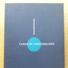 Libros de segunda mano: CURSO DE FUNCIONALIDAD - NAVISION FINANCIALS - INFORMATICA. Lote 27043303