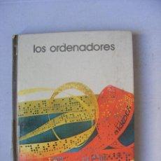 Libros de segunda mano: LOS ORDENADORES, SALVAT. Lote 24457748
