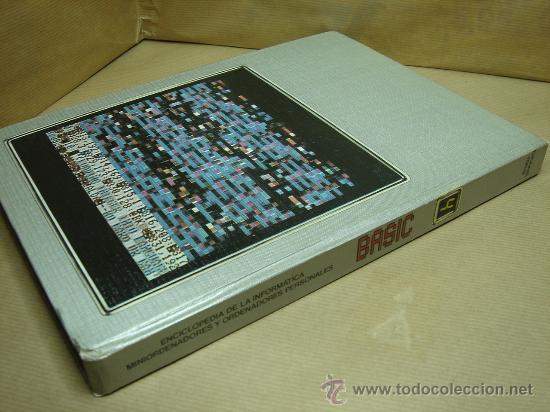 Libros de segunda mano: LIBRO INFORMATICA - ENCICLOPEDIA BASIC - TOMO Nº 4 - EDICIONES FORUM 1983 - Foto 4 - 24480316