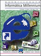 LIBRO INFORMÁTICA MILLENIUM. TECNOLOGÍAS DE LA INFORMACIÓN. (Libros de Segunda Mano - Informática)