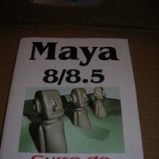 Libros de segunda mano - Libro modelado 3D. Curso de iniciacion MAYA 8/8.5, incluye version 7. Por Josep Molero. - 26333579