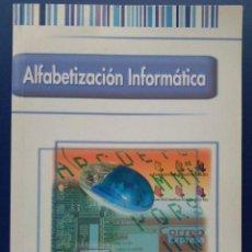 Libros de segunda mano: ALFABETIZACION INFORMATICA - SERIE APRENDER HACIENDO - EDITA INTERTRAINING. Lote 26387061