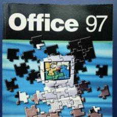 Libros de segunda mano: OFFICE 97 - MIGUEL A. RODRIGUEZ ALMEIDA - MCGRAW HILL - INFORMATICA. Lote 26387161