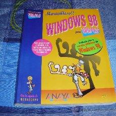 Libros de segunda mano - WINDOWS 98 -INFORMATICA PARA TORPES -MIGUEL PARDO NIEBLA ,ILUSTR. FORGES - 28215741