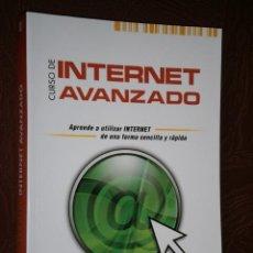 Libros de segunda mano: CURSO DE INTERNET AVANZADO POR VARIOS AUTORES DE INTERTRAINING EN ALICANTE 2004. Lote 28940431