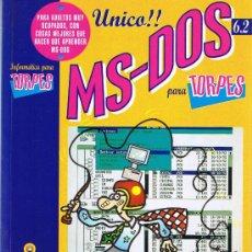 Libros de segunda mano - MS-DOS PARA TORPES - ANAYA - 1993 - 29122330