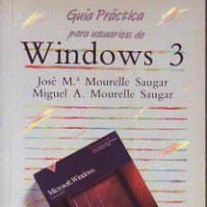 Livres d'occasion: WINDOWS 3. Lote 29838533