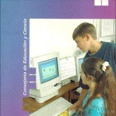 Libros de segunda mano: INTERNET EN EL AULA CONSEJERÍA DE EDUCACIÓN Y CIENCIA JUNTA DE ANDALUCÍA. Lote 30861604