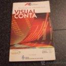 Libros de segunda mano: VISUAL CONTA. PROGRAMA DE CONTABILIDAD.. Lote 32792499