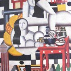 Libros de segunda mano: 'FERNAND LÉGER (1997), CATÁL. EXPO. MUSEO REINA SOFÍA, IMPECABLE, AGOTADO, DESCATALOGADO. Lote 31032633