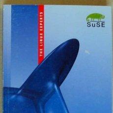 Libros de segunda mano: SUSE LINUX 8.2 - MANUAL DE USUARIO - 407 PÁGINAS - VER ÍNDICE Y DESCRIPCIÓN. Lote 31661410