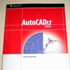 Libros de segunda mano: AUTOCAD 2000. Lote 31701714