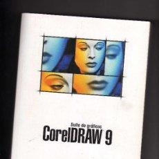 Libri di seconda mano: SUITE DE GRÁFICOS CORELDRAW 9 MANUAL DEL USUARIO (AÑO 1999 · 915 PÁGINAS). Lote 32396228