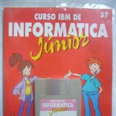 Gebrauchte Bücher - CURSO IBM INFORMATICA JUNIOR Nº 37 RBA EDICIONES MULTIMEDIA EDICIONES PLANETA AGOSTINI - 32656049