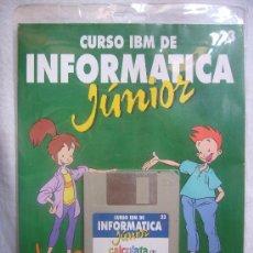 Gebrauchte Bücher - CURSO IBM INFORMATICA JUNIOR Nº 23 RBA EDICIONES MULTIMEDIA EDICIONES PLANETA AGOSTINI - 32656173