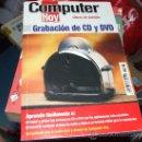 Libros de segunda mano: COMPUTER HOY. GRABACIÓN DE CD Y DVD.. Lote 32775590