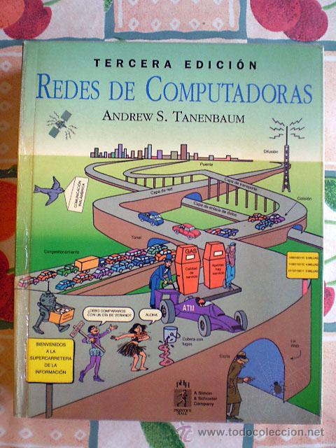ANDREW S. TANENBAUM: REDES DE COMPUTADORAS (TERCERA EDICIÓN) (Libros de Segunda Mano - Informática)