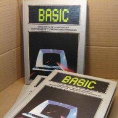Libros de segunda mano: ENCICLOPEDIA INFORMATICA - 4 TOMOS 1.2.3 Y 4 - EDICIONES FORUM 1983 - ORDENADORES. Lote 34085544