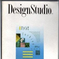 Libros de segunda mano: DESIGN DTUDIO. Lote 35477357