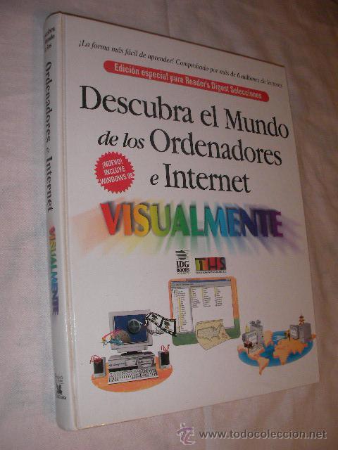 DESCUBRA EL MUNDO DE LOS ORDENADORES E INTERNET (Libros de Segunda Mano - Informática)