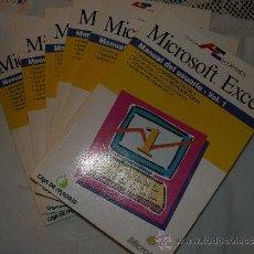Libros de segunda mano: LIBROS EXCEL 3 INFORMÁTICA. Lote 36038936