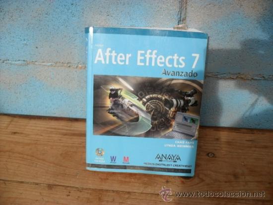 AFTER EFFECTS 7 (Libros de Segunda Mano - Informática)