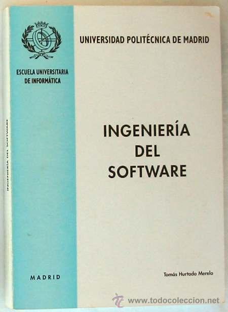 INGENIERÍA DEL SOFTWARE - UNIVERSIDAD POLITÉCNICA DE MADRID 1995 - 350 PÁGINAS - VER DESCRIPCIÓN (Libros de Segunda Mano - Informática)