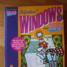 Libros de segunda mano: WINDOWS 3.1 PARA TORPES, ANAYA, . Lote 38594879
