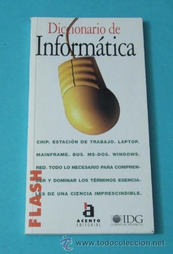 DICCIONARIO DE INFORMÁTICA (Libros de Segunda Mano - Informática)