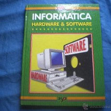 Libros de segunda mano: LIBRO INFORMATICA HARDWARE Y SOFTWARE REVISTA OK PC WINDOWS 3.1 AUTOCAD 12 REDES 195 PGS. Lote 39548169