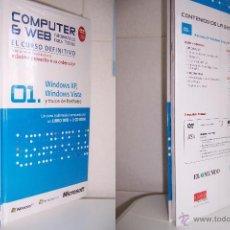 Libros de segunda mano: CURSO COMPUTER & WEB: Nº 1 (PRECINTADO). Lote 38181449