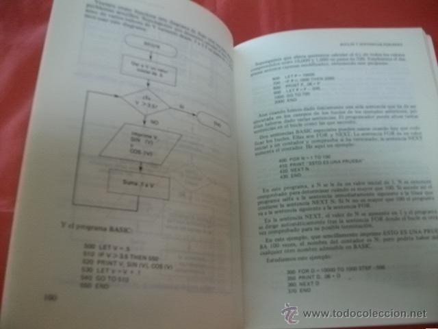 Libros de segunda mano: BASIC CURSO ACELERADO - CLAUDE J. DEROSSI - Foto 2 - 40280334