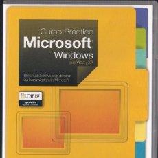 Libros de segunda mano: CURSO PRÁCTICO MICROSOFT WINDOWS PARA VISTA Y XP. 4. POWER POINT. NIVEL BÁSICO. CD EL PAIS 2008. Lote 40699571